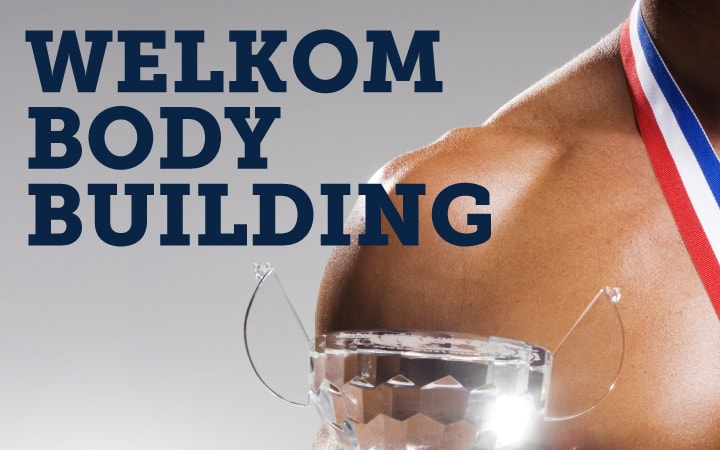 Welkom Body Building Competition